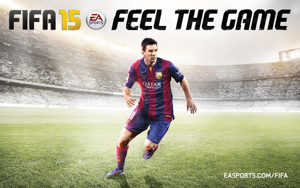 Fifa 15, le meilleur jeu de sports pour 2014 ?