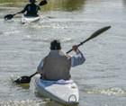 Tunisie : Ces jeunes ont traversé Oued Medjerda en canoé-Kayak (Photos)