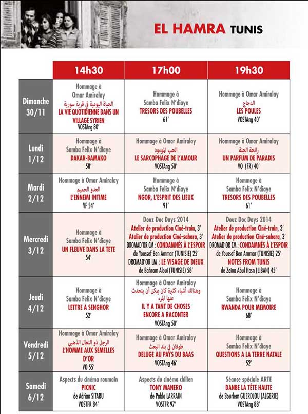 salle de cinema tunisie programme roubaix 1821 bagasce info