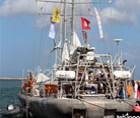 Vidéo : Embarquez à bord du navire TARA Méditerranée