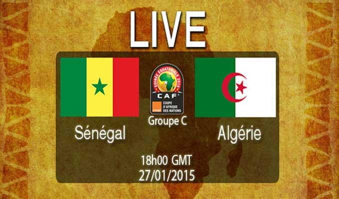Sénégal – Algérie : Le contexte