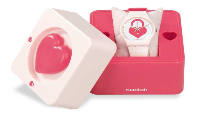 Swatch-coeur