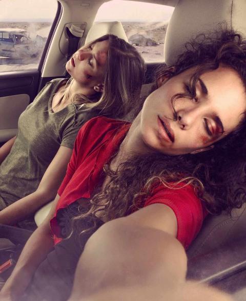 selfie drive 3