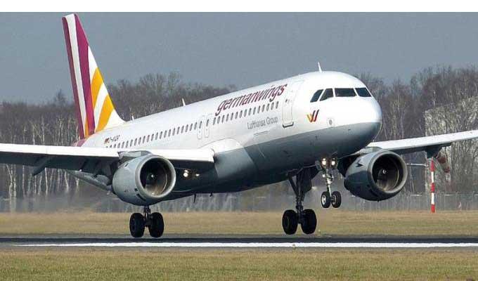 Avion-airbus-A320-lufthansa