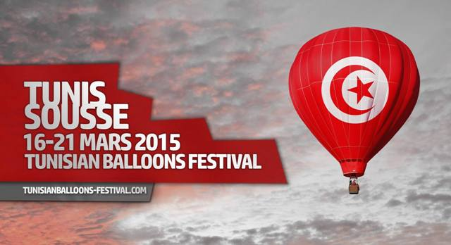 Tunisia Balloons Festival tof
