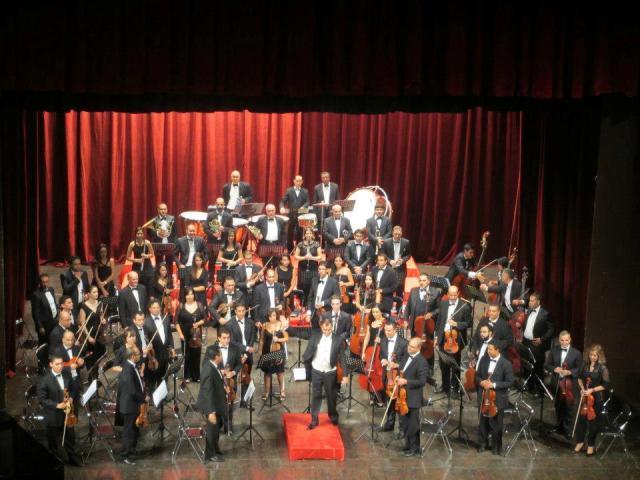 orchestre symphonique tunisien
