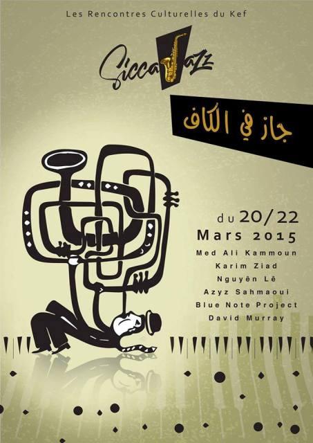sicca jazz affiche