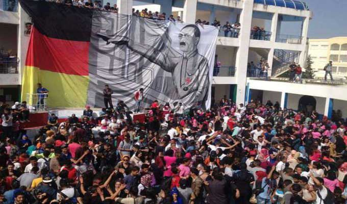 tunisie-dakhlas-bac-sport-nazi-hitler