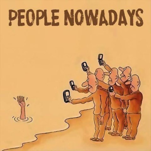noyade phone