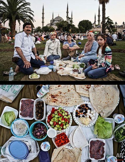 ramadan turquie