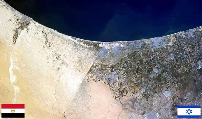 égypte-israel
