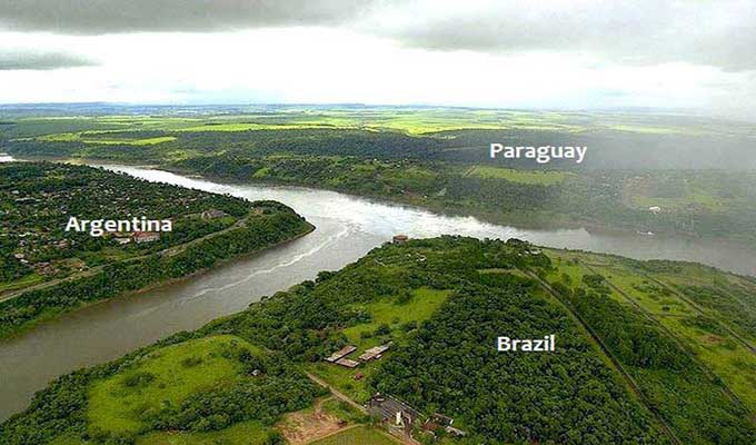 argentine-paraguay-brazil