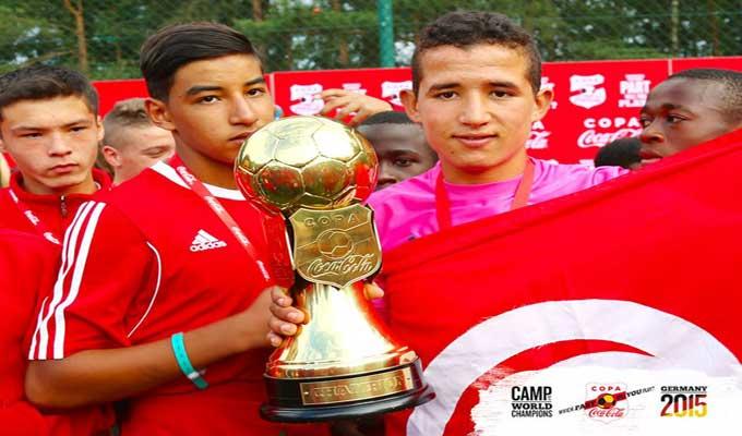 Mohamed-Ali-Talbi-et-son-équipe-ont-remporté-la-finale-de-la-Copa-Coca-Cola