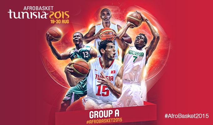 afrobasket groupe A