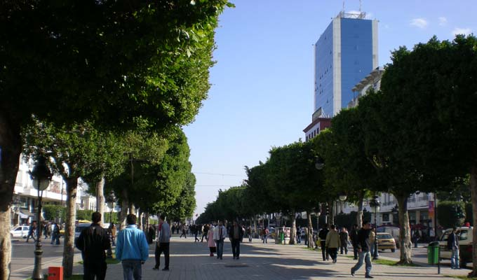 avenuebourguiba-tunis-tunisie