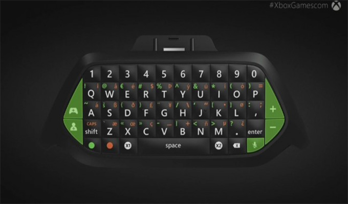 chatpad-xbox-one