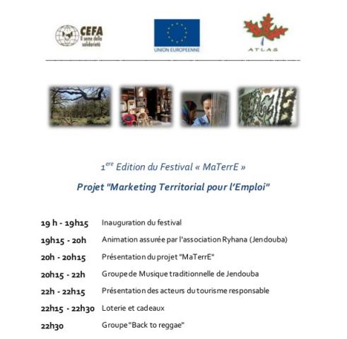 programme festival materre