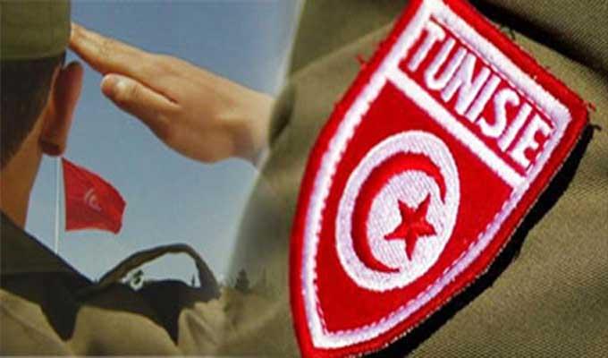 salut militaire tunisie