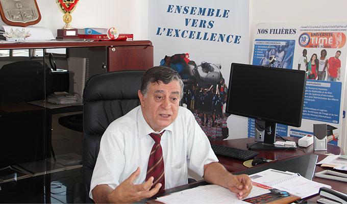 Mohamed-Damak2-PDG-de-Times-Universite
