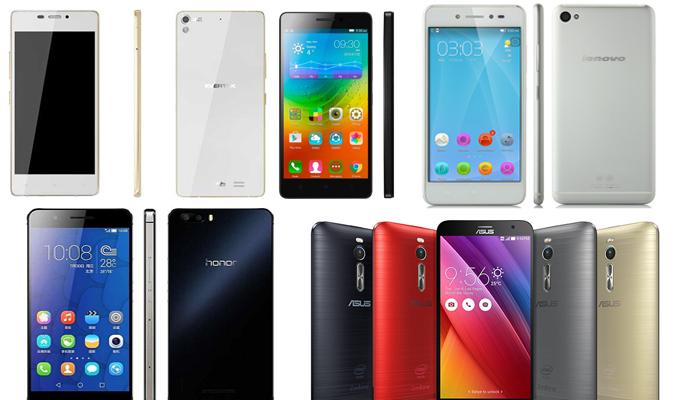 smartphoneschinois