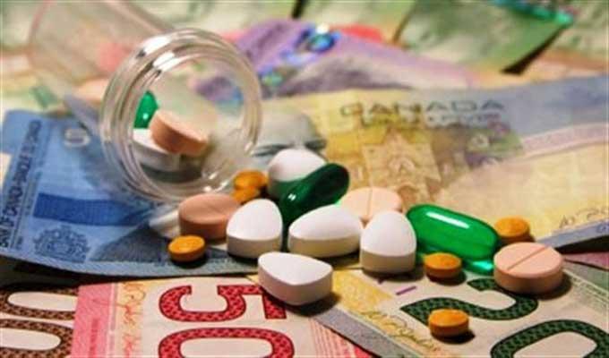 argent-médicament
