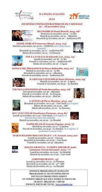cycle cinéma italien