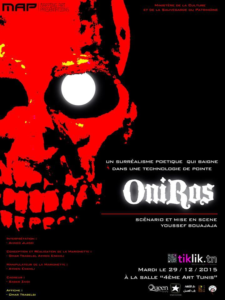 affiche oniros