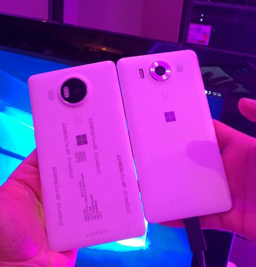 Les Lumia 950 et 950 XL sous Windows 10 débarquent en