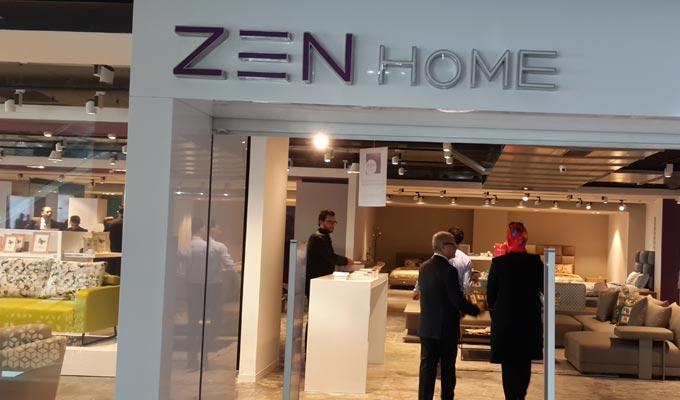 Un espace de 3000 m2 ouvert par zen zen home au centre for Meuble zen home tunisie