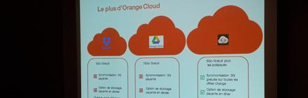 Orange Cloud, le premier service de Cloud Grand public en Tunisie