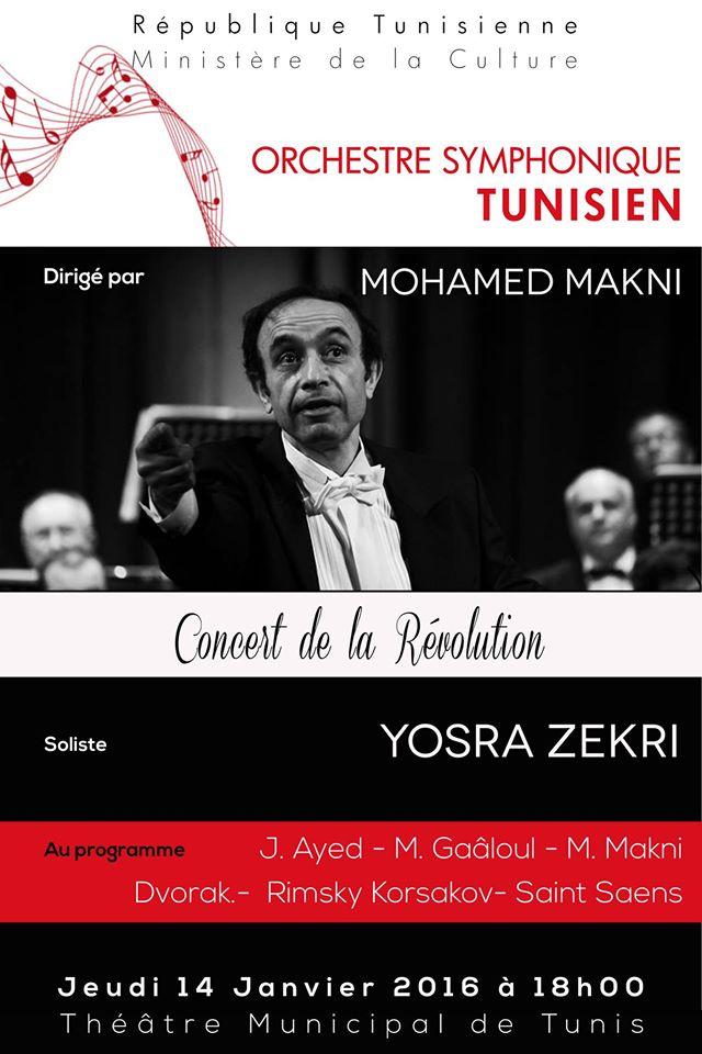concert révolution