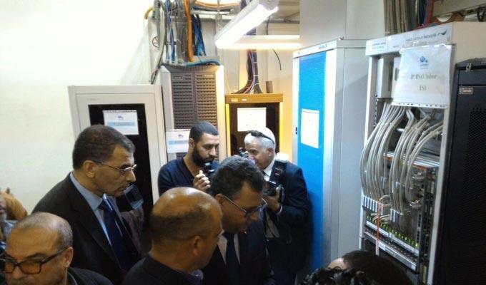 Tunisie t l com et ooredoo lancent le premier projet de for Iset zaghouan foyer