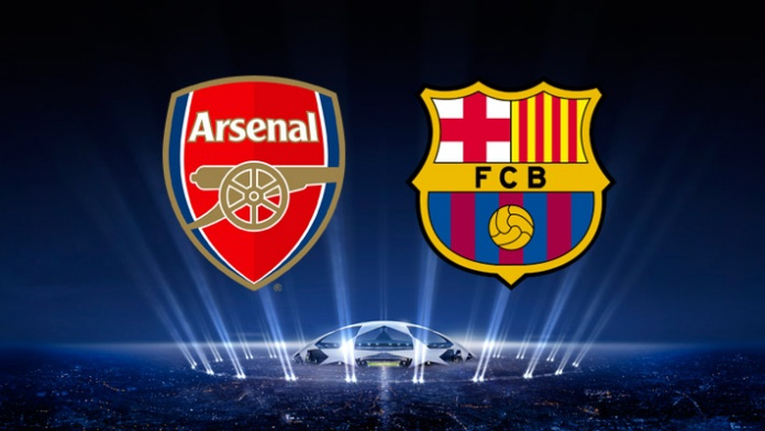 arsenal barcelone