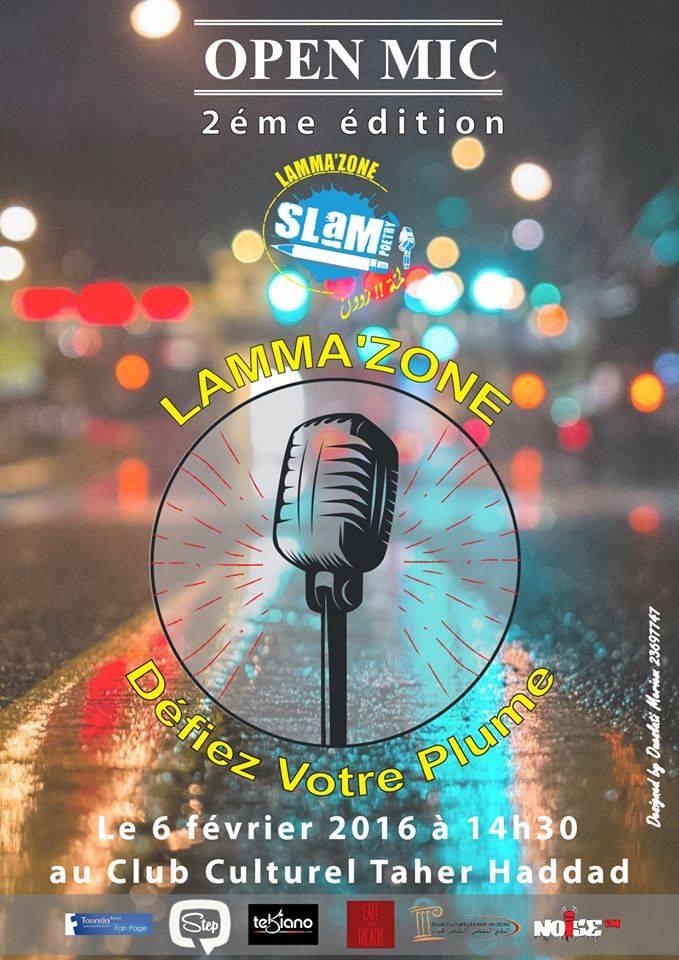 open mic 2ème édition