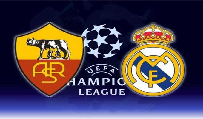 Image Result For Real Madrid Vs As Roma En Direct