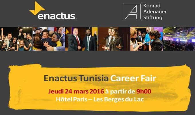 enactus-tunisia-career-fair