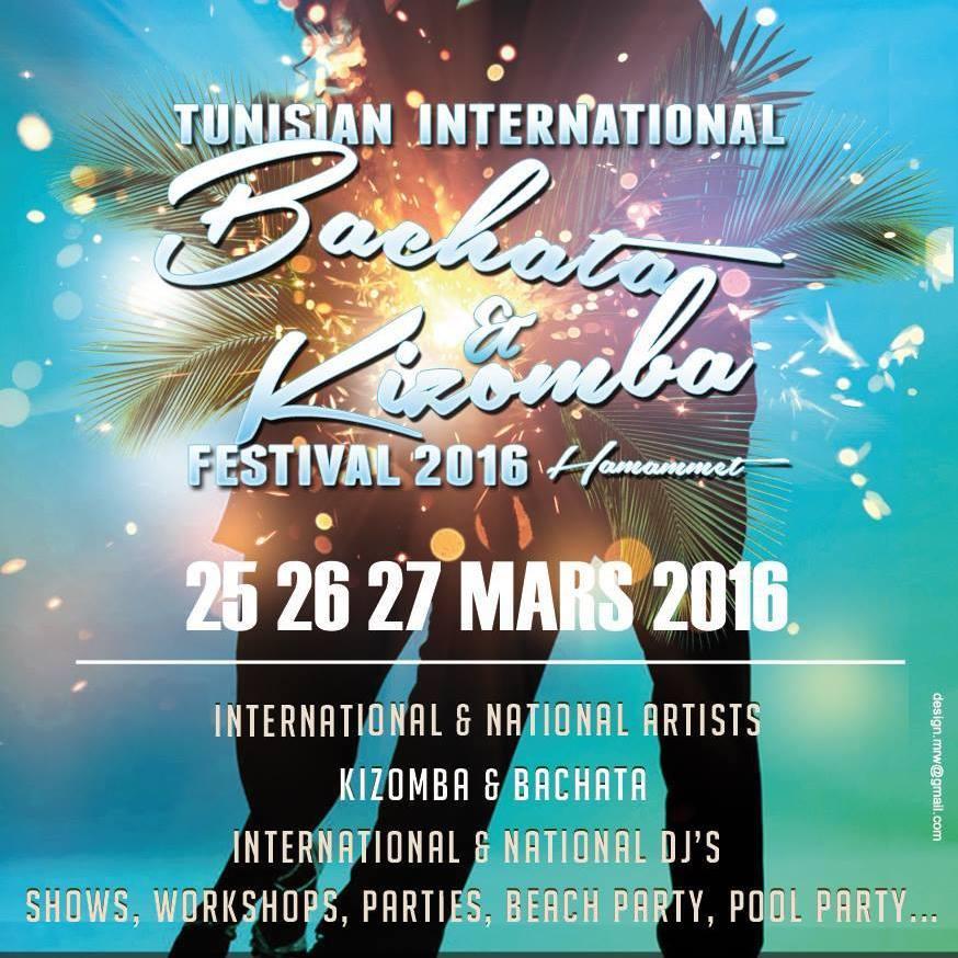 festival danse hammamet