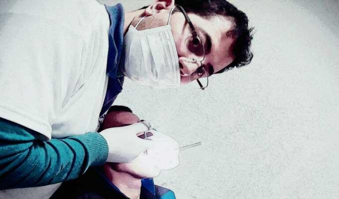 instrument détartrage dentaire