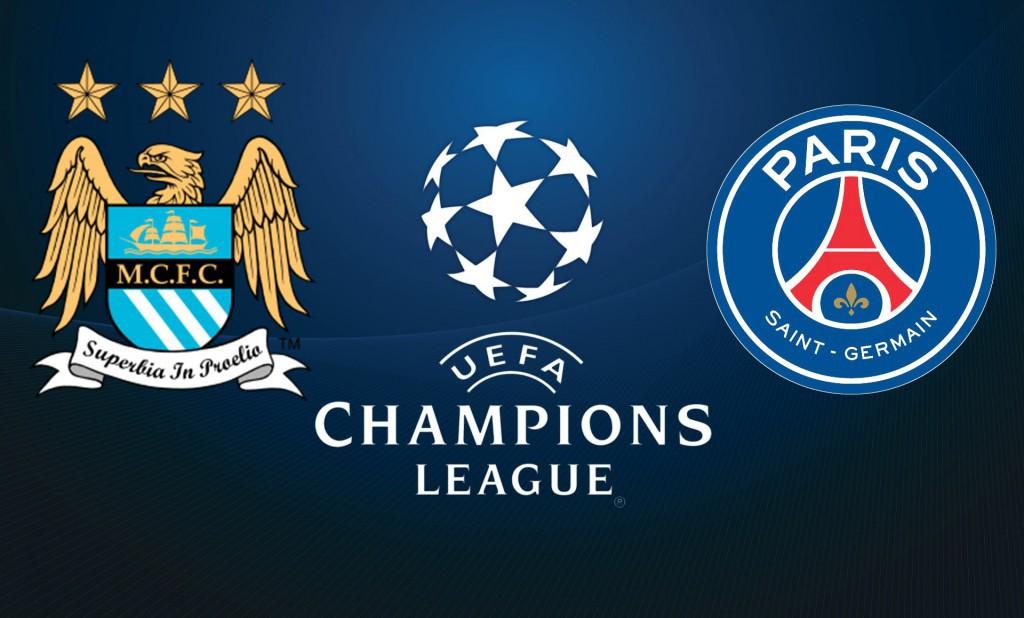 Manchester City vs PSG