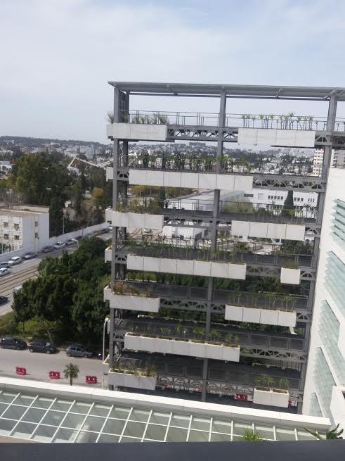 siège attijari bank tunisie
