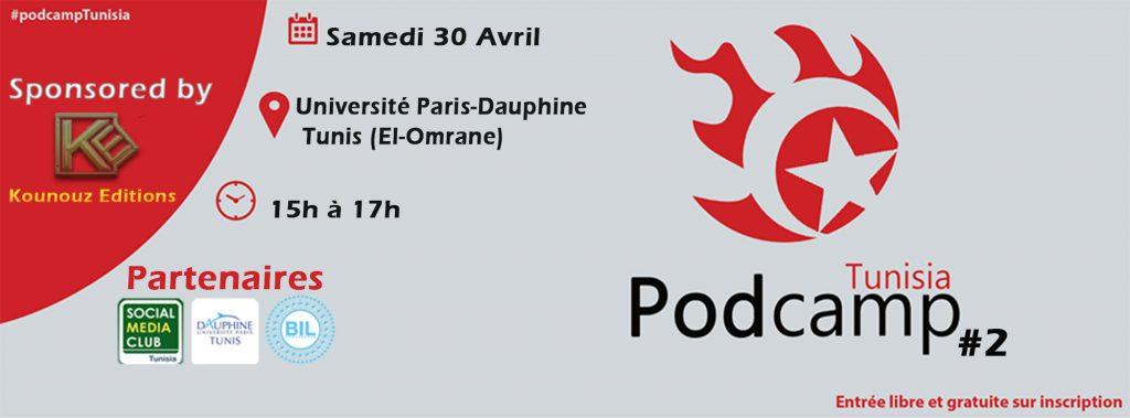tunisia podcamp