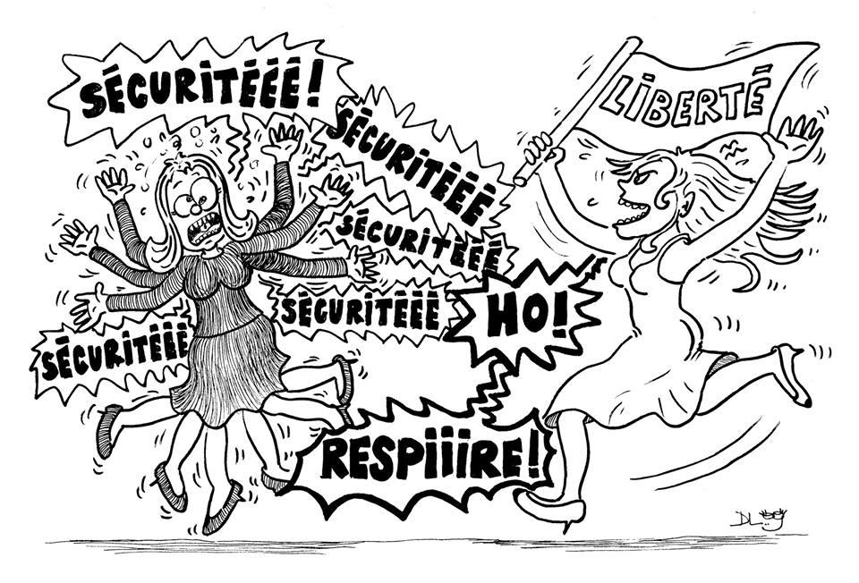 caricature dlog