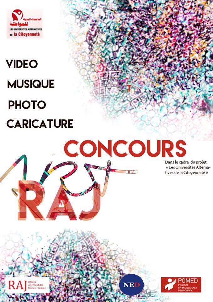 concours raj art