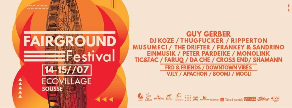 fairground festival sousse
