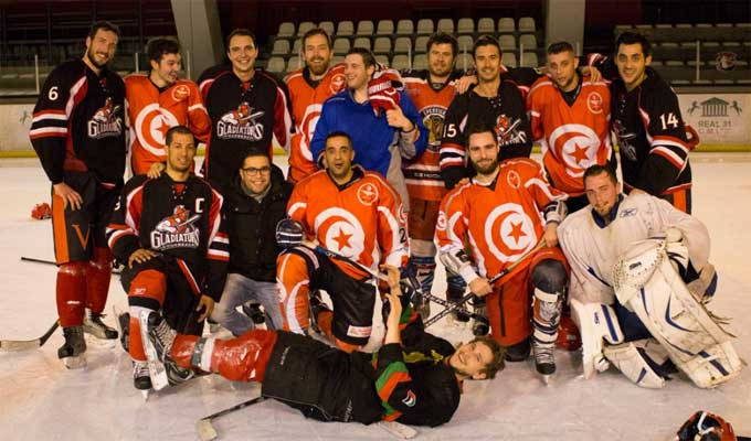 hockey tunisie