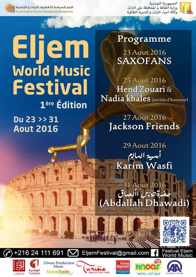 affiche el jem world festival