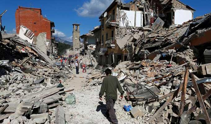 italia-séisme