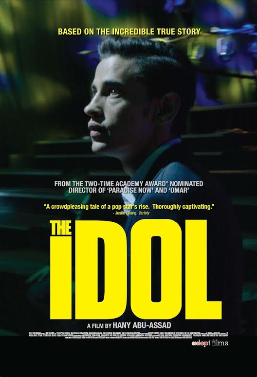 the idole affiche