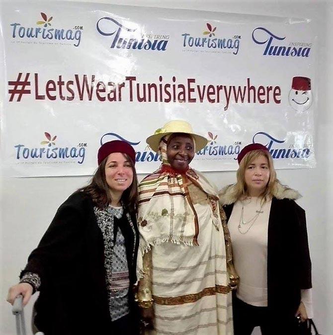 Djerba 400 touristes fran ais repartiront avec une ch chia tunisienne photos tekiano - Office de tourisme djerba ...