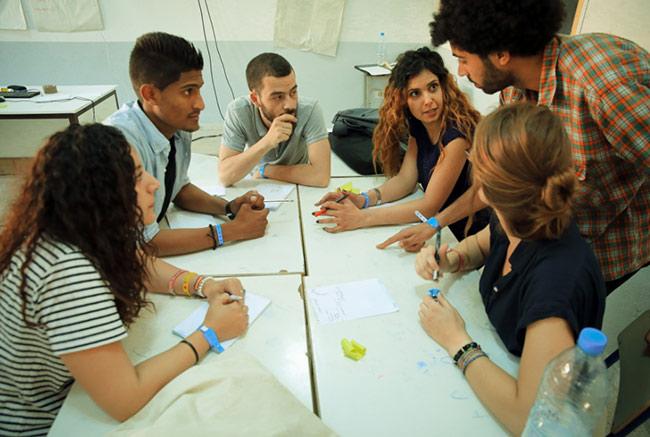 Sfax accueille la 7 me dition du forum de la jeunesse for Reglement interieur local associatif